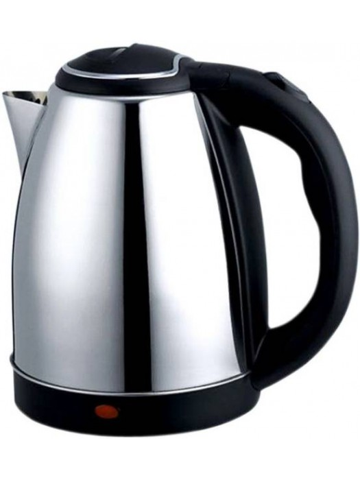 Mega-sip Stainless Steel Electric Kettle 1.8 Ltr
