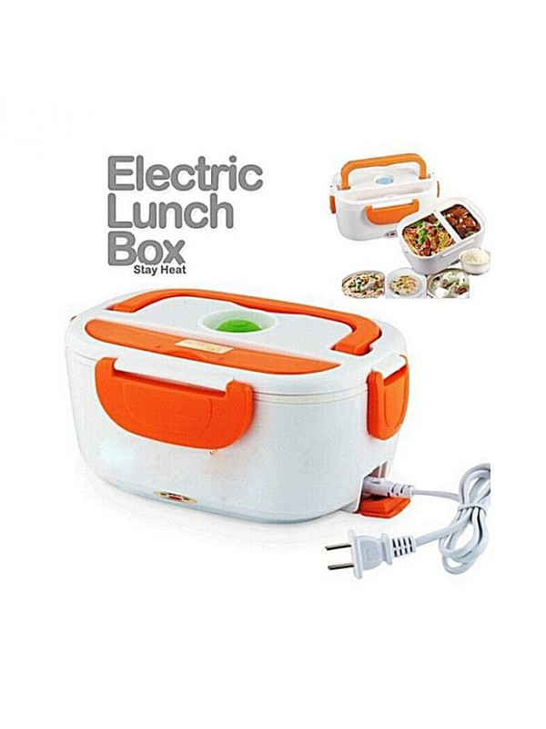 Skys&Ray Assorted Colour Electric Lunch Box