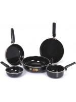 Duster Induction Safe 5 Piece Cookware Set