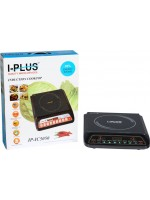 i-Plus Black Induction Cooktop (Black)