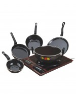 Kayline Induction Safe 5 Piece Cookware Set