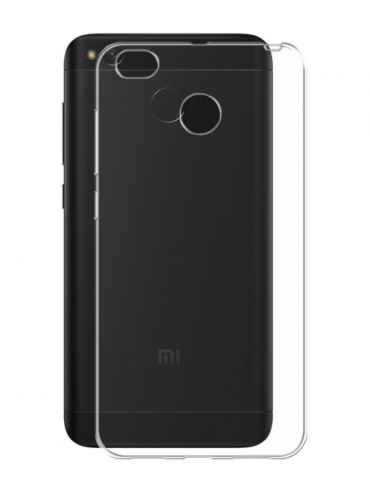 Transparent case for Redmi 4