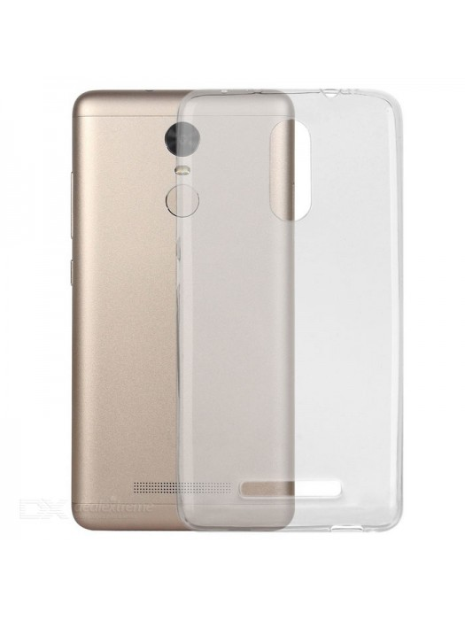 Transparent case for Mi Note 3